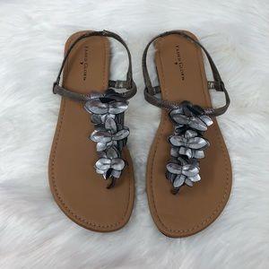 🖤Faded Glory Sandals